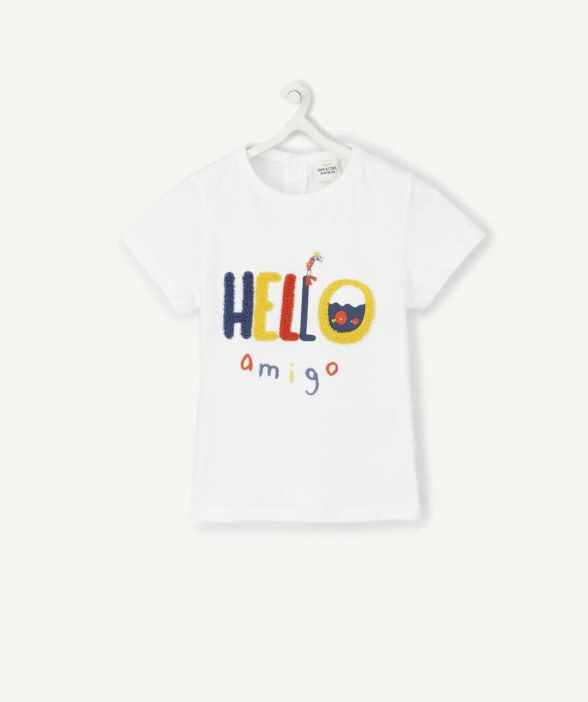 T-shirt hello amigo