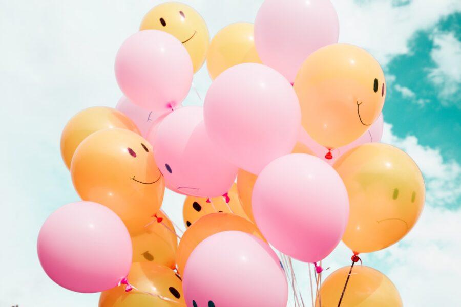 Jour 2: voir le côté positif de la vie