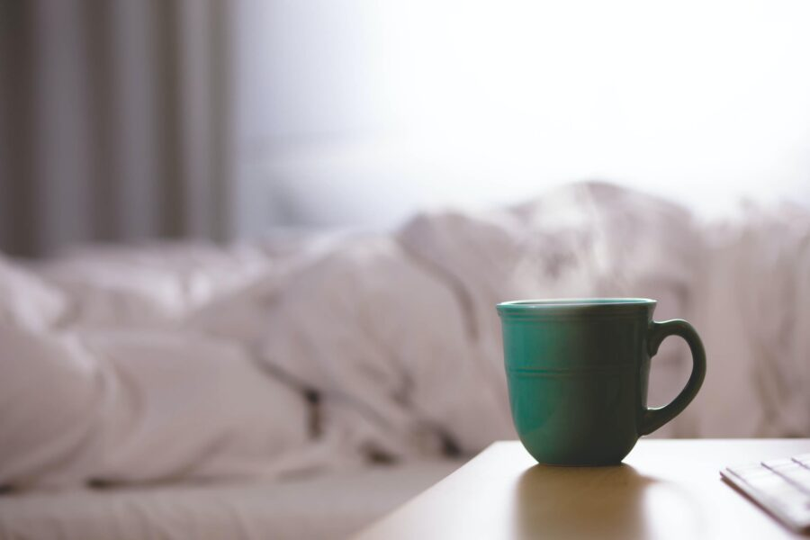 Routine du matin avec le Miracle morning