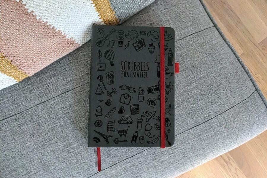 Le bullet journal Scribbles that matter: un bujo parfait pour moi